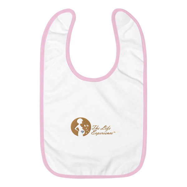 The Life Experience®  BABY BIB (Pink)