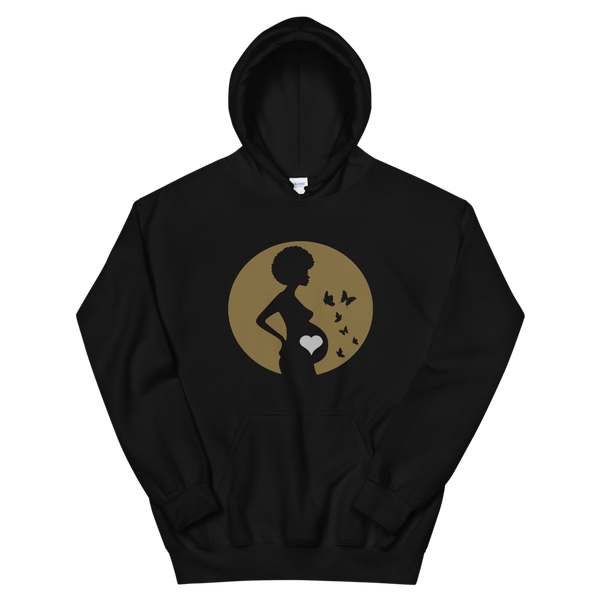 The Life Experience® HOODIE (Black)