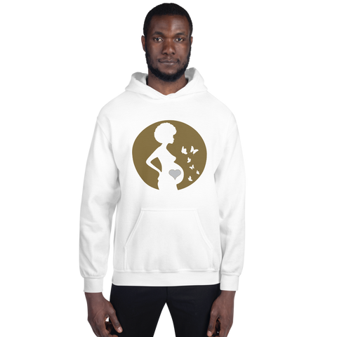 The Life Experience®  HOODIE (White)