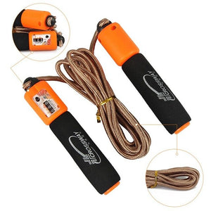 Digital Skip Rope With Counter