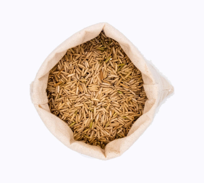 Brown Basmati Rice - Organic