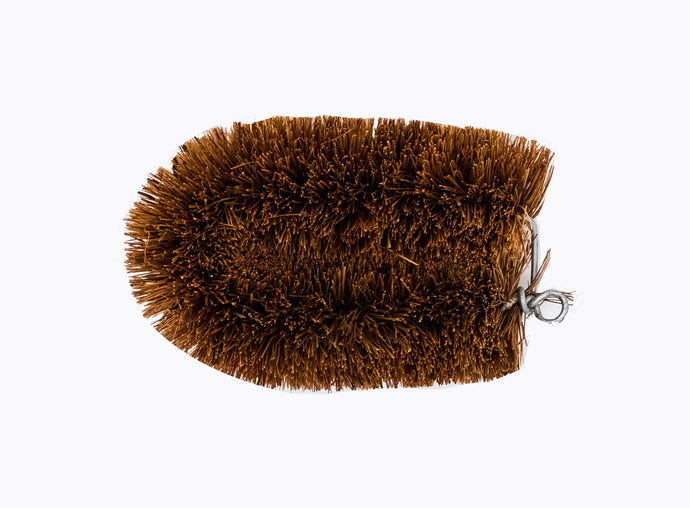 Loofco Coir Fibre Handheld Washing-Up Brush