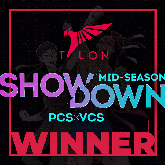 TALON WINS MSS 2020