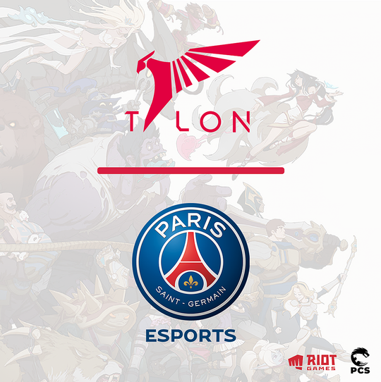 TALON PARTNERS WITH PSG