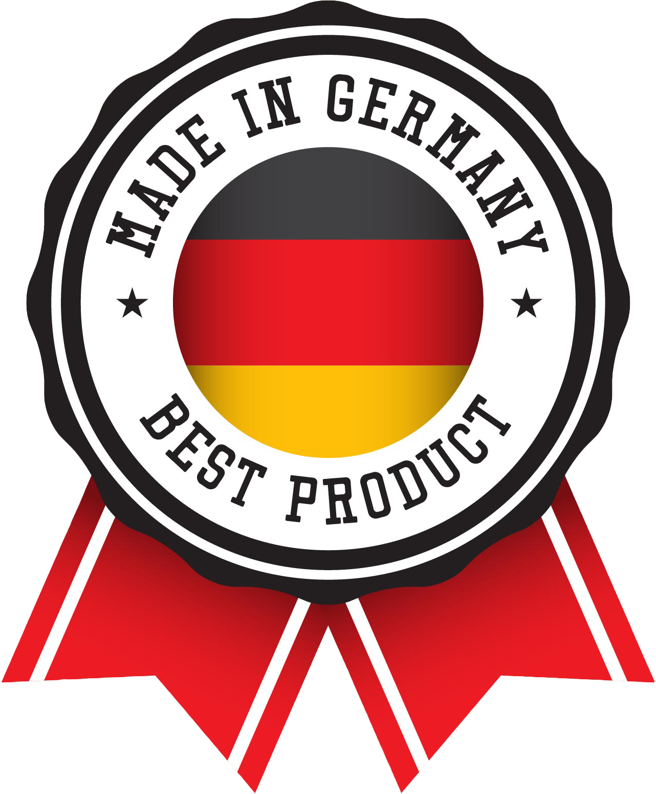 Made In Germany Product Badge