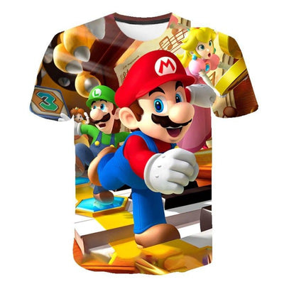 "POLO GAMER ""Super Mario"""