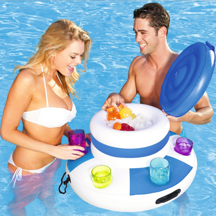 "Cooler flotante para bebidas ""Float Bar"""