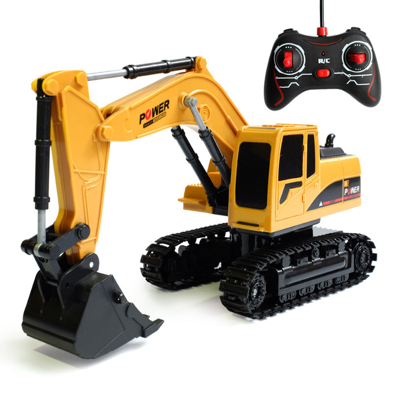 "Excavadora ""Power-RC"""