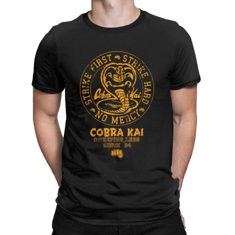 "Polo estampado ""Cobra Kai"""