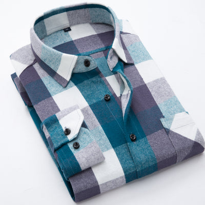 "CAMISA CASUAL ""SCOTTISH"""