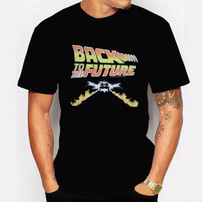 "POLO ESTAMPADO ""BACK TO THE FUTURE"""