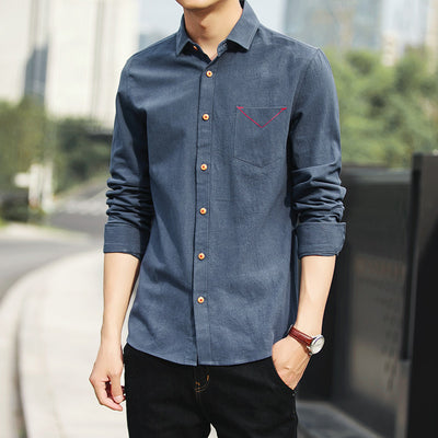 "CAMISA CASUAL ""COLECTION V"""
