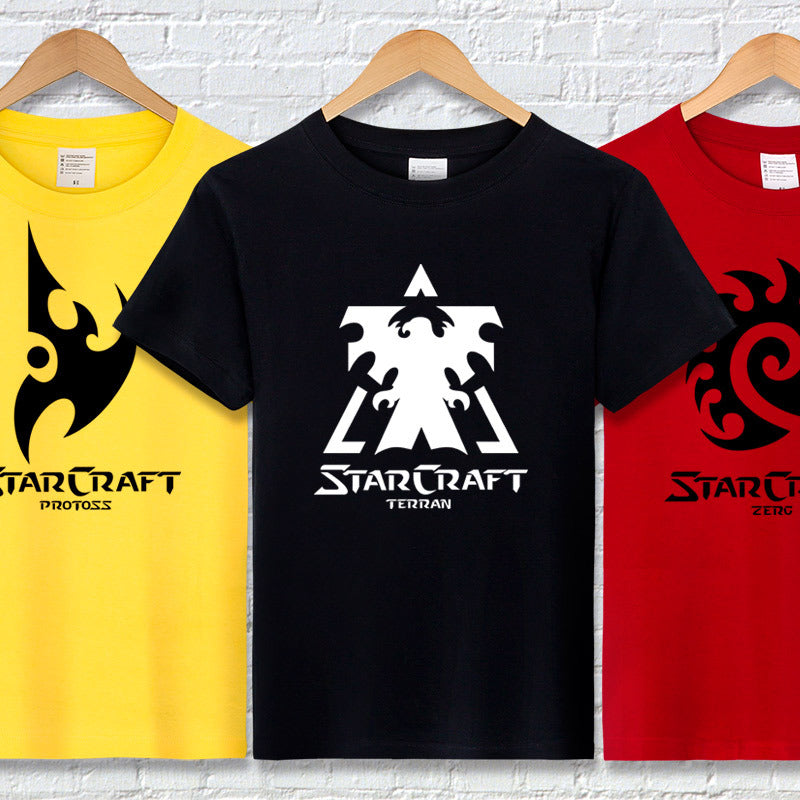 "POLO GAMER ""STAR CRAFT"""