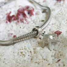 Load image into Gallery viewer, VoiVoi Ika Fish Charm Necklace in 925 Sterling Silver - FJD$ - Adorn Pacific