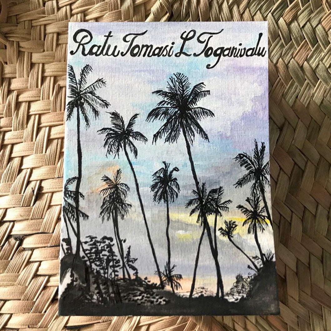 Greeting Cards by Island Inspired - Customised Card FJ$20 - Adorn Pacific - Fiji Jewelry