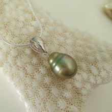 Load image into Gallery viewer, Fiji Pearl Necklace - 925 Sterling Silver FJD$ - Adorn Pacific