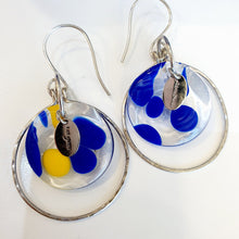 Load image into Gallery viewer, Adorn Pacific x Hot Glass Hoop Earrings - FJD$ - Adorn Pacific - Fiji Jewelry