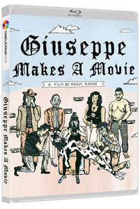Giuseppe Makes a Movie -  Blu-ray