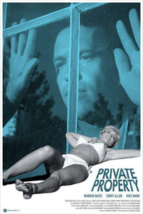 Private Property - Poster