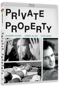 Private Property - Blu-Ray/DVD