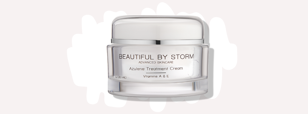 Azulene Cream | Advanced Skincare | Beautiful by Storm