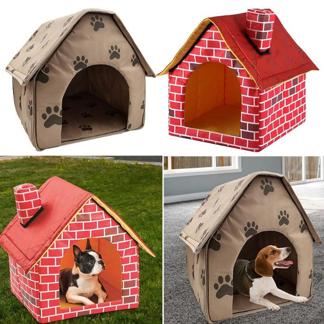 Small Footprint Pet House