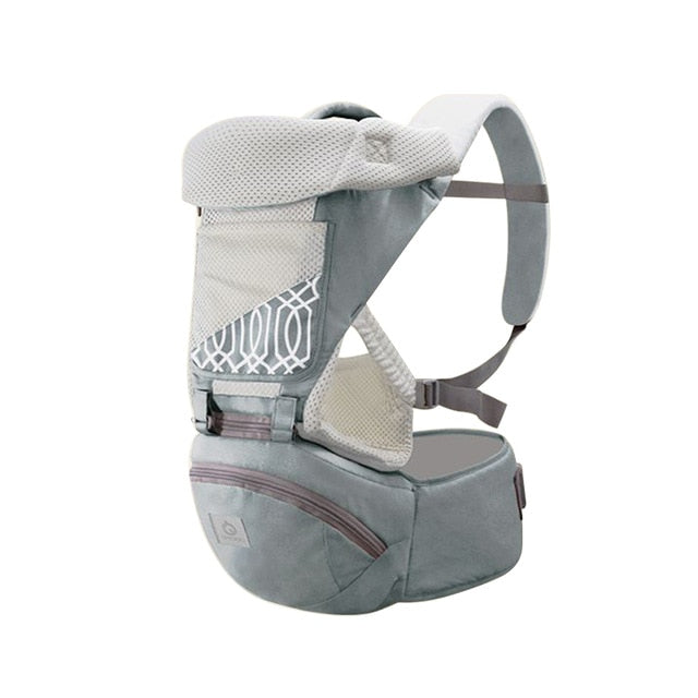 Breathable Ergonomic Infant Baby Carrier