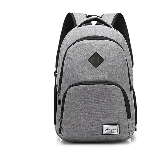 Backpack with USB Charging