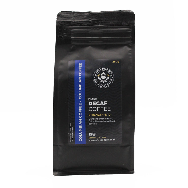 Decaf Ground Filter Coffee