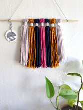 Load image into Gallery viewer, Tassels Wall Hanging - Weaving