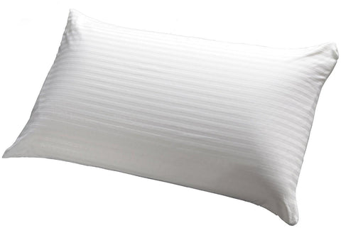 Goose Down And Feather Pillow (Pair)