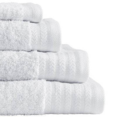 500Gsm White Hotel Towels