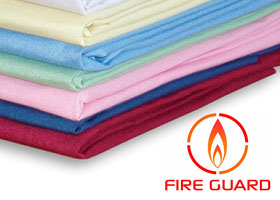 Fire Retardant Bed Linen