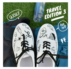 Travel Edition 3 By Funkfeets