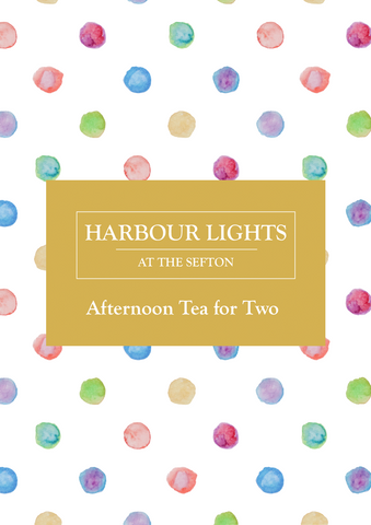 Afternoon Tea for Two at The Sefton