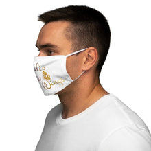 Load image into Gallery viewer, Chrysalis to Wings Snug-Fit Polyester Face Mask