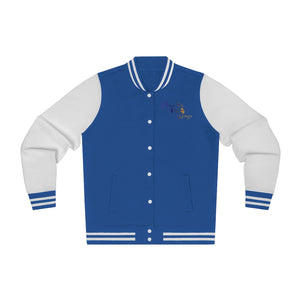 Chrysalis to Wings Women's Varsity Jacket