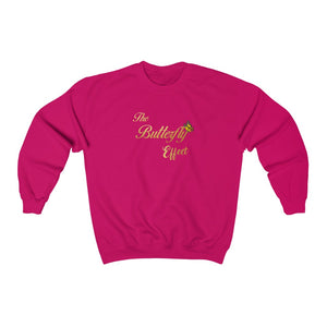 The Butterfly Effect Unisex Heavy Blend™ Crewneck Sweatshirt