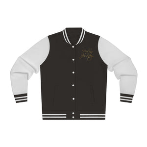 Healing is a Journey (Gold) Women's Varsity Jacket