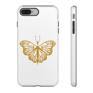 Butterfly (Gold) Tough Cases
