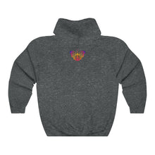 Load image into Gallery viewer, Chrysalis to Wings Unisex Heavy Blend™ Hooded Sweatshirt
