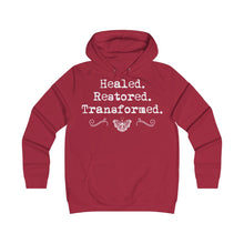 Load image into Gallery viewer, Healed Girlie College Hoodie