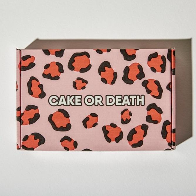 Cake or Death - Delicious Vegan Brownies