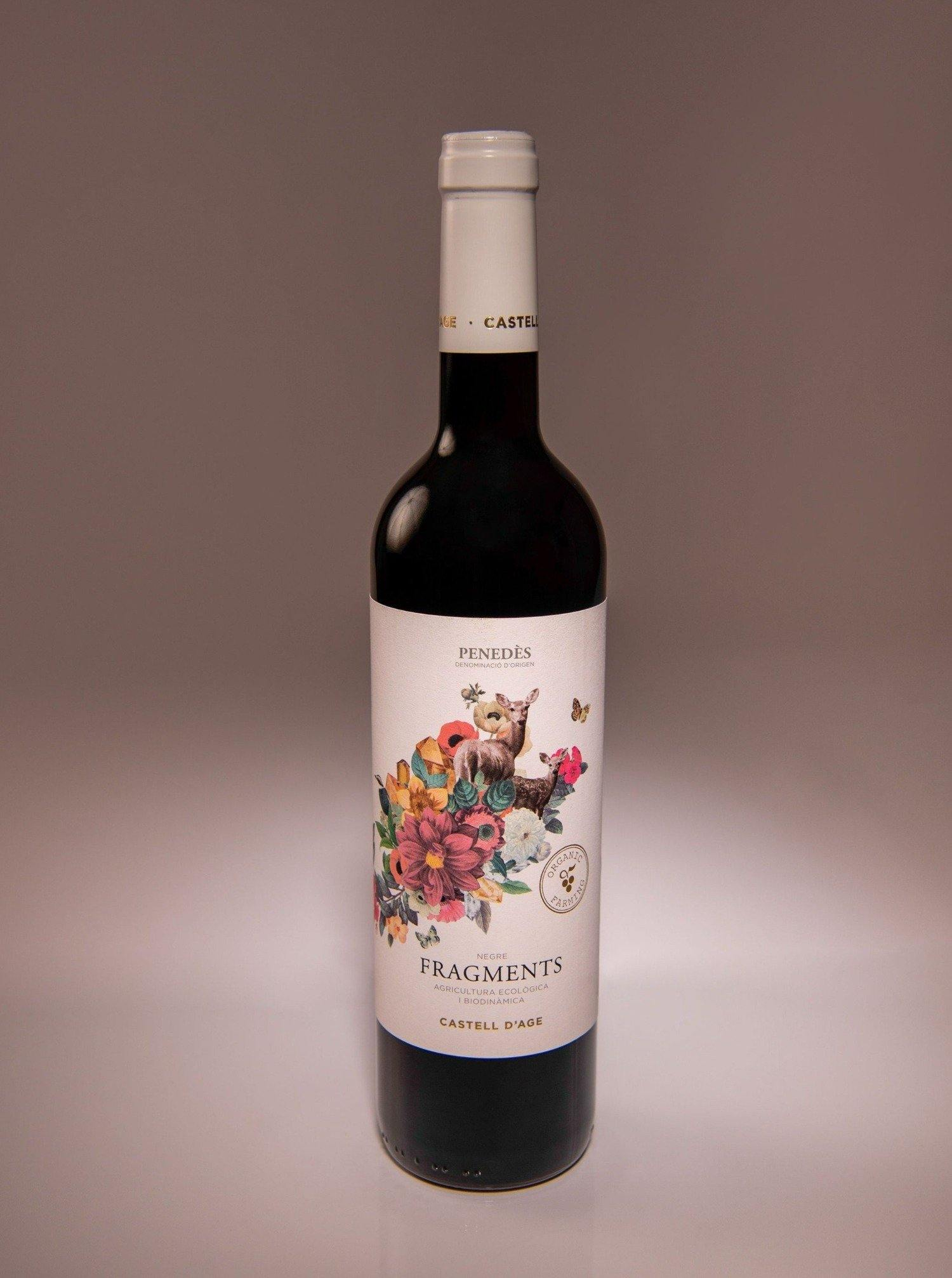 Castell d'Age, Penedès, Fragments Red 2019 - Mirabelle Selects