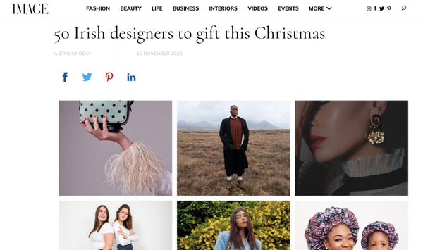 Image.ie - 50 Irish Designers To Gift This Year