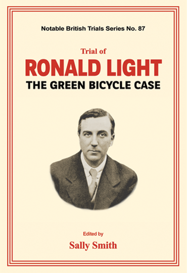 TRIAL OF RONALD LIGHT