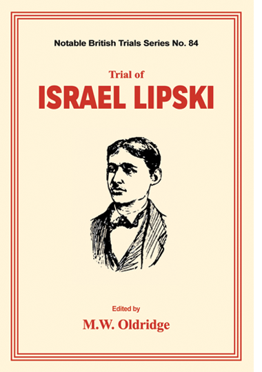 TRIAL OF ISRAEL LIPSKI