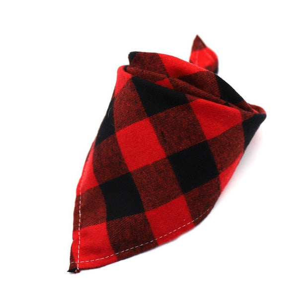 Dog Large Pet Cotton Scarf