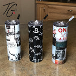 20 oz Tumbler - Various (collages) (6668779356312)