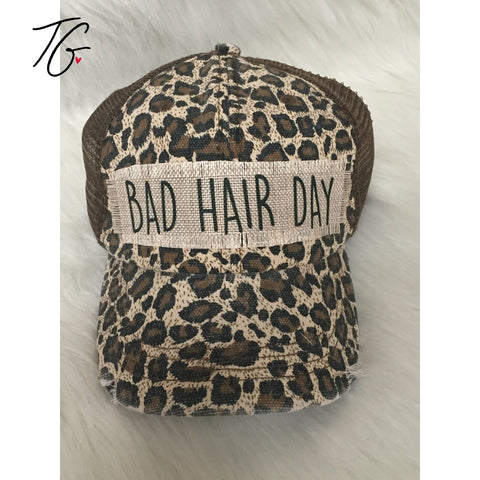 Bad Hair Day Hat (5791533072536)